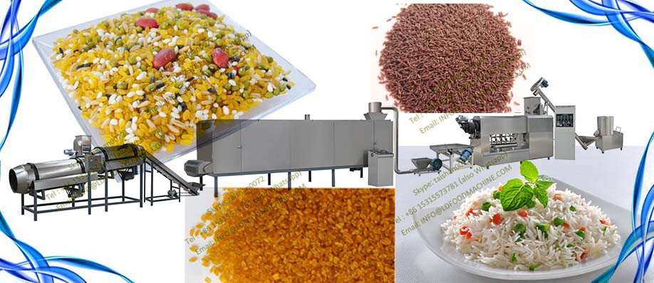 baby food production machinerys
