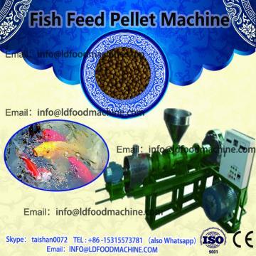 double screw extruder floating fish feed machinery/fish feeding machinerys