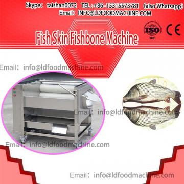Stainless steel roller fish skin peeling /cleaning machinery