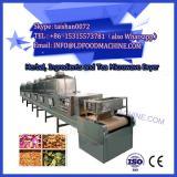 High quality microwave spice dryer sterilization machine for sale