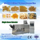 wheat-based potato-based twice extrusion snacks processing line
