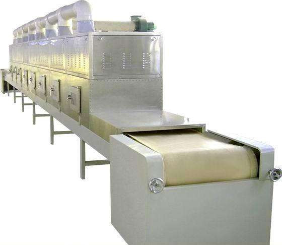 Effect of microwave drying on malt quality