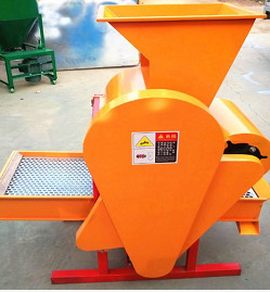 Research and application status of peanut shelling machinery