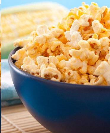Research on popcorn machine