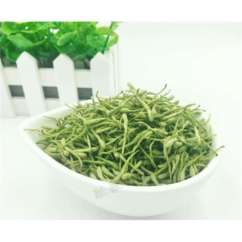 Application of microwave drying technology in drying Lonicera japonica Thunb