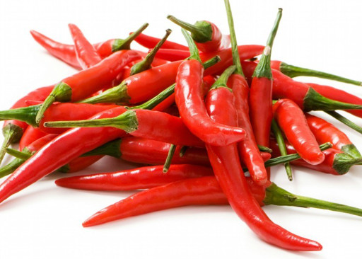 Effect of Radio Frequency Heating on Hotness of Pepper Powder