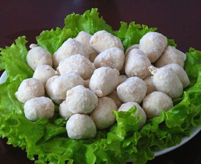 Processing Technology of Nutritional Enhanced Fish Ball