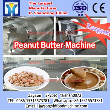 Small industrial almond sesame hazelnut peanut butter make machinery