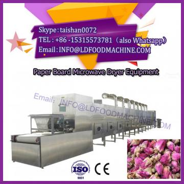Industrial continuous flower tea microwave drying/microwave cardboard dryer