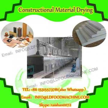 60KW microwave drying and sterilizing equipment for dryed fish progress line