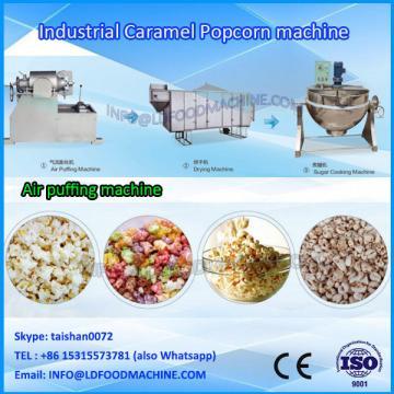 Caramel Coating Popcorn machinery Production Line from LD