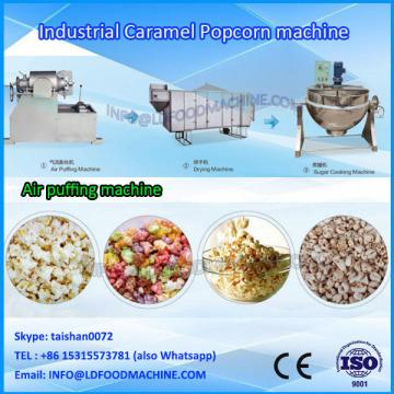 Popcorn machinery Gas Operated industrial