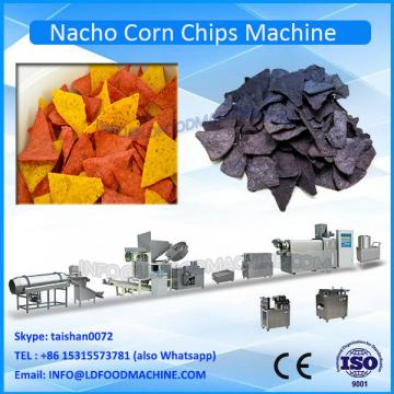 Taco chips production line