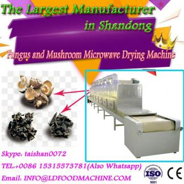 suitable for food factory use microwave tunnel rose dehydrator hg-420l