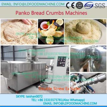China made Stainless steel automatic breadcrumbs make machinery