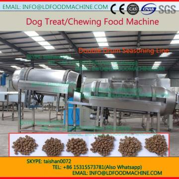 automatic twin screw extruder stainless steel machinery to make animal food