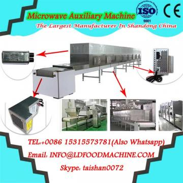 good quality easy operate iron oxide tunnel microwave drying machine