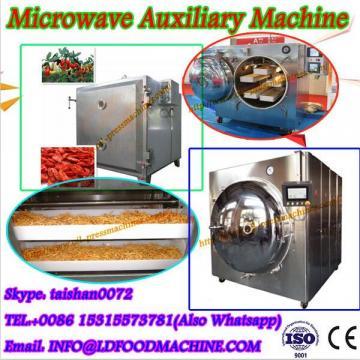 HENTO Supplier Stailess Steel Vacuum Dryer Fruit / Microwave Vacuum Drying Machine