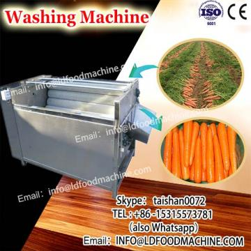 industrial bubble washing machinery for vegetables and fruits