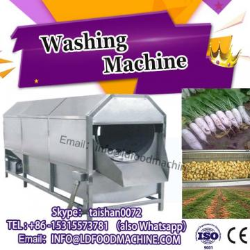 Full-automatic fruit basket washing machinery for