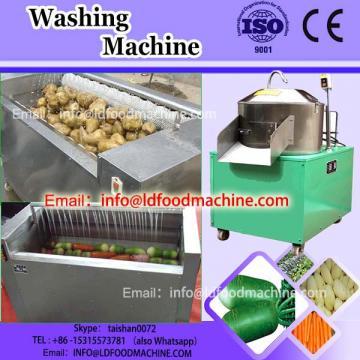 New desity food grade hot sale industrial fruit washing machinery