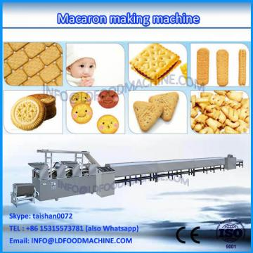 New macaron make machinery ,macaroni production line ,small cookie machinery