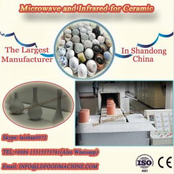 GRT meat unfrozen honeycomb ceramic drying/ microwave tunnel belts drying machine
