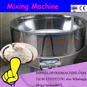 Additives Mixing machinery