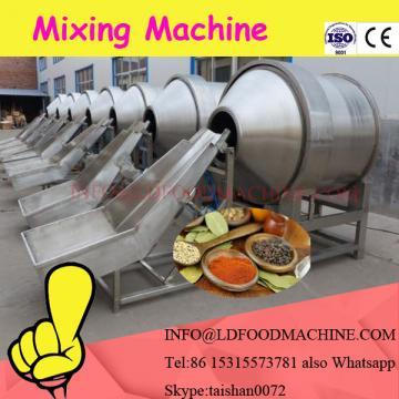 Efficient LDaxial blade mixer