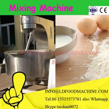 Tablet particle mixing machinery