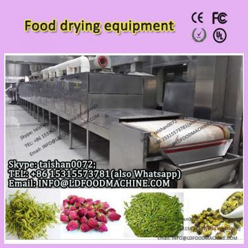 Industrial fruit microwave dehydrationsterilization machinery durian dehydrator