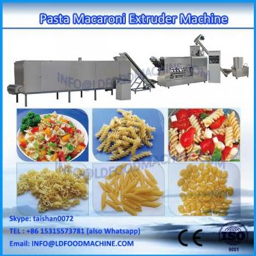 Factory price macaroni pasta maker machinery/fresh pasta machinery