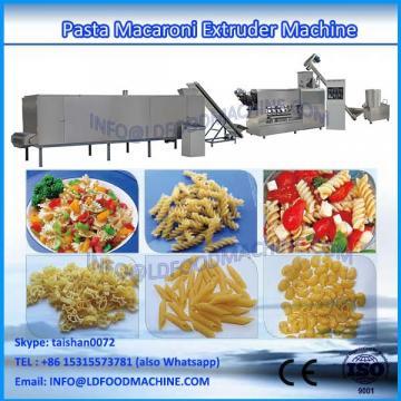 Industrial pasta macaroni make