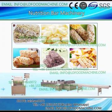 China Automatic Healthy Grain Oat Barley Cereal Bar Equipment