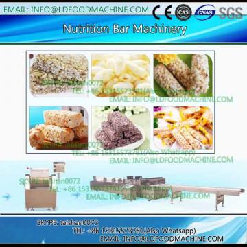 High output snack machinery to make peanut candy / cereal bar machinery