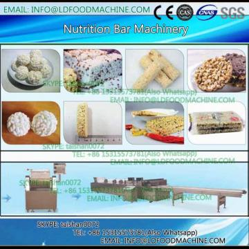 Popular nutrition cereal bar  make machinery