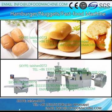 Automatic Hamburger Meat Pancake machinery