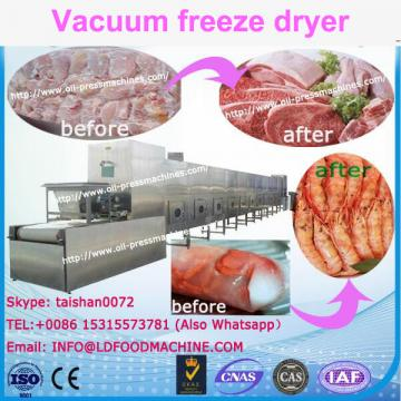 LD freeze dryer with ice condenser