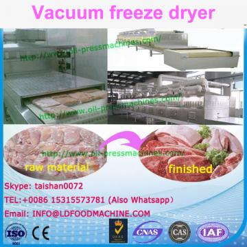 Automatic stainless steel freeze dryer fruit vegetable