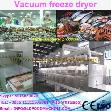 Food  Vegetable Processing IQF Fluidised Tunnel