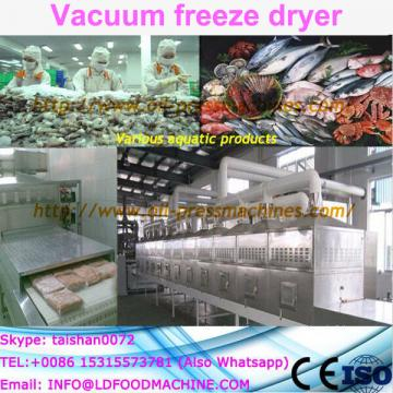 vegetable freeze dryer / freezing machinery with fast lyophilization process
