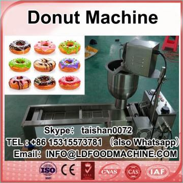 High tech industrial mini donut maker machinery/electric heating donut machinery