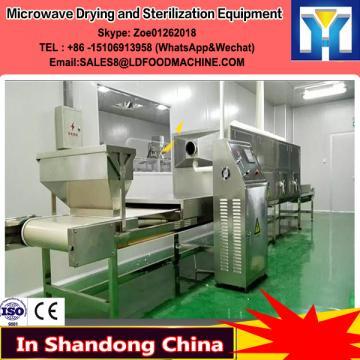 Microwave Black tea Drying and Sterilization Equipment