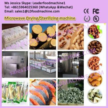 Space cotton  Microwave Drying / Sterilizing machine