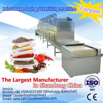 Cotton yarn  Microwave Drying / Sterilizing machine