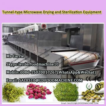 Tunnel-type Artificial flowers Microwave Drying and Sterilization Equipment
