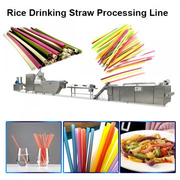 2020 Hot Sale Rice Straw Extruder with Ce & ISO