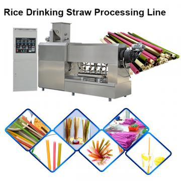 Wholesale tricolor plastic drinking straw making machine extruder