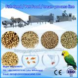 floating fish pellet feed machine plant