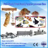 Extruded pet food machine line